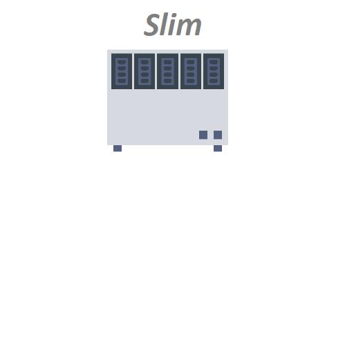 Δαπέδου Slim