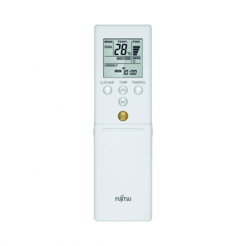 Fujitsu KMTA Κλιματιστικό Τοίχου Τηλεχειριστήριο
